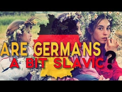 Do Germans have some Slavic descent??? UNTOLD SLAVIC HISTORY