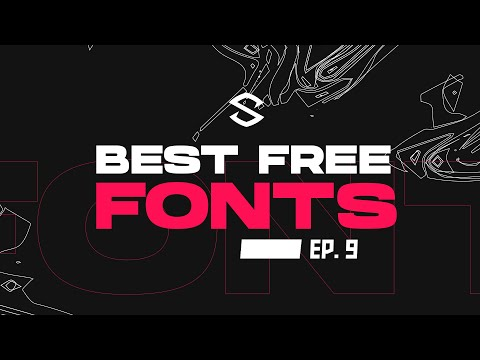 Check out these new fonts and see why they are so awesome, oh and they are 100% free as well! I am a.