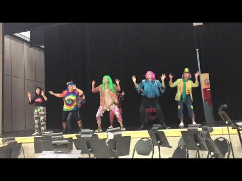 Ghost | Steppers Performance at JHS Theater Society Dinner