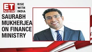 What the Indian Stock Market demands from the new Finance Minister? | Saurabh Mukherjea to ET Now