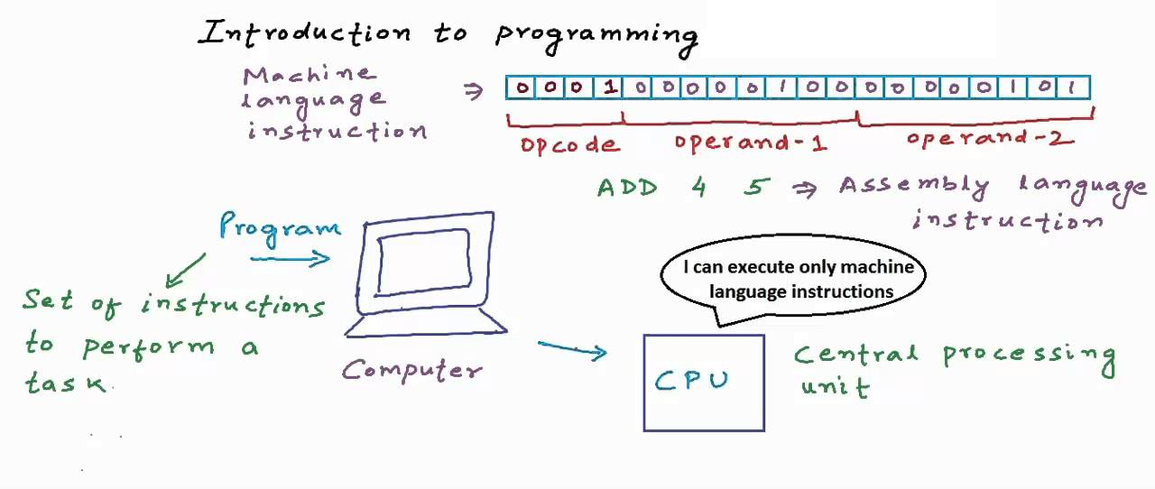 Introduction To Programming And Programming Languages C Programming