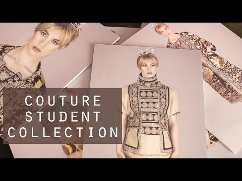 BA Final Year Fashion Collection Overview | Haute Couture (1st Class Degree)