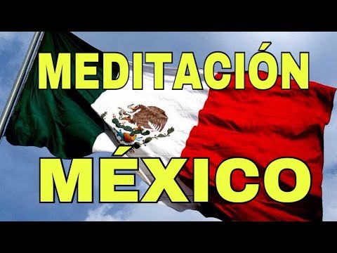 ALERTA I MEDITACIÓN GLOBAL POR MÉXICO I 22:00 HRS I INTEGRATE. #TodosSomosMéxico