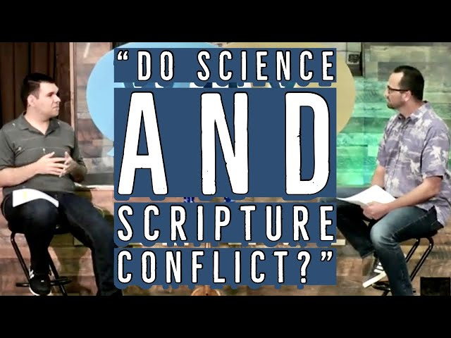 """2. Kaimuki Christian Church - """"Do Science and Scripture Conflict?"""""""