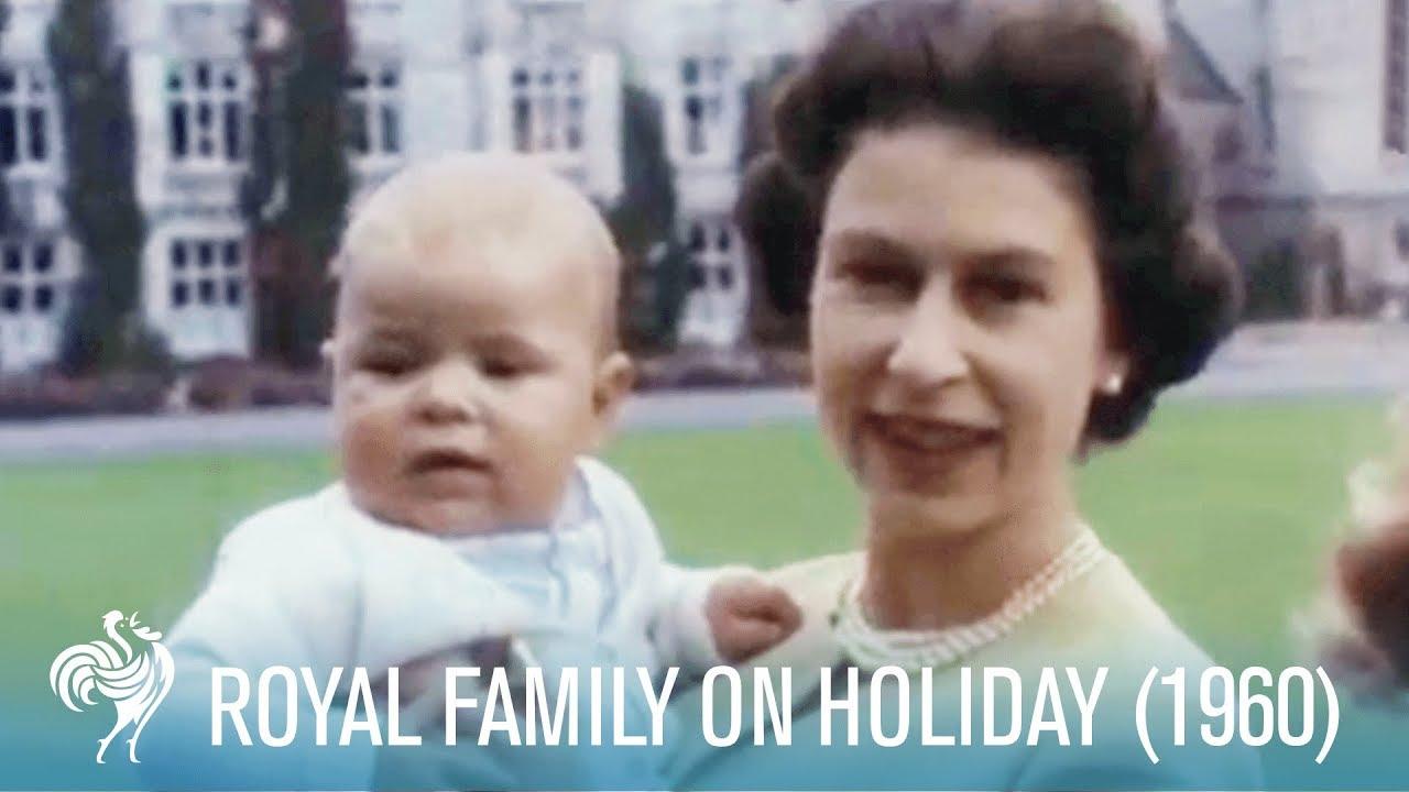Queen Elizabeth's Relationship With Her Children - How Many Children
