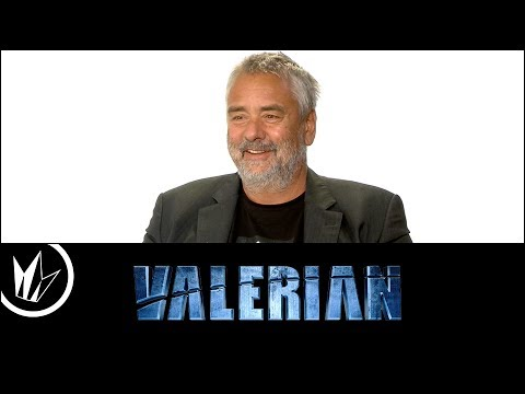 VALERIAN: Sit Down with the Stars feat. Matthew Hoffman - Regal Cinemas [HD]