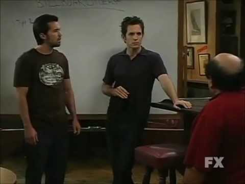 It's Always Sunny: Frank, You Disgust Me