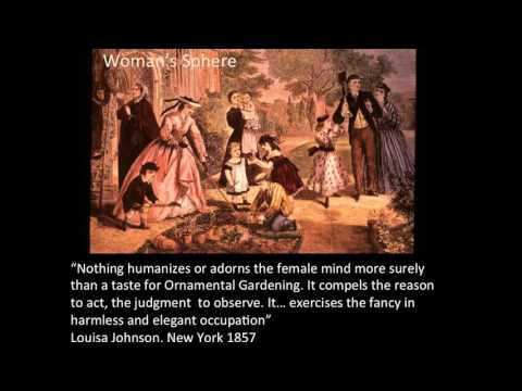 2015.04 Early Twentieth Century Ladies in the Landscape with Jenny Rose Carey 20min