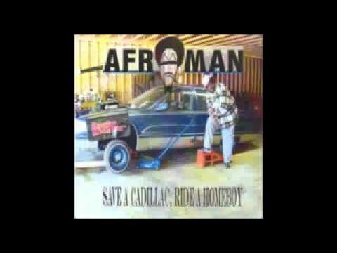 Afroman  2  Thank god Im a homeboy