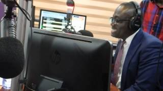 NANA AKUFO ADDO ON STARRCHAT WITH BOLA RAY