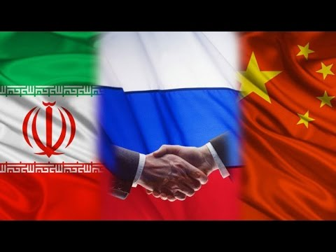 Russia, Iran, and China Building Military Alliance