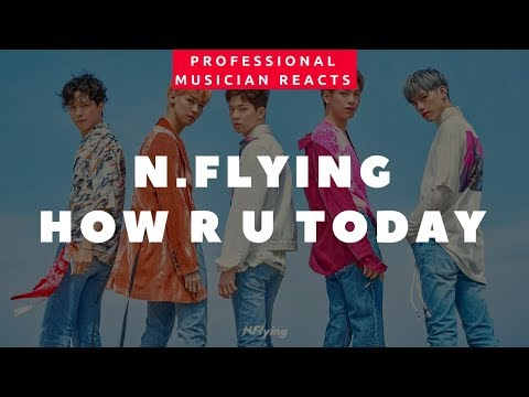 Producer/Rapper Reacts: N.Flying How R U Today (I LOVE THE CLAVE BEAT)