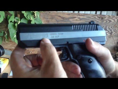 Hi-Point CF 380 ACP - YouTube