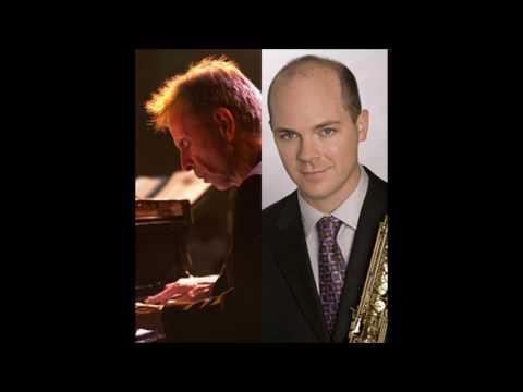 Alec Wilder Sonata for Alto Saxophone and Piano Mvt. 1