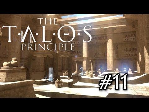 The Talos Principle- Ep. 11- Seeing Double