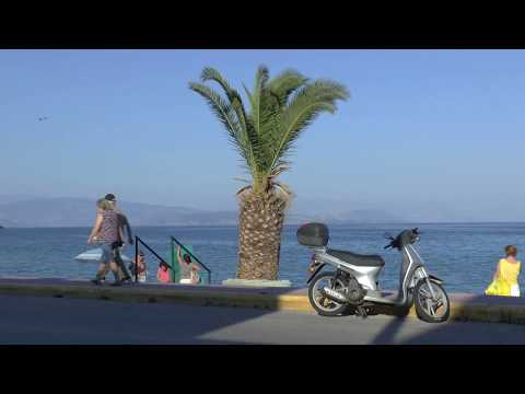 Corfu Ipsos Beach