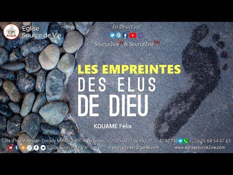 KOUAME Félix | L'empreinte des Elus de Christ