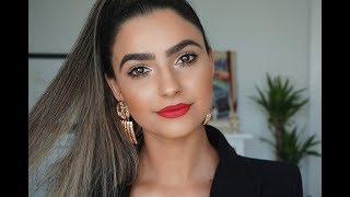 GRWM: NEW YEARS EVE PARTY MAKEUP + OUTFIT| Preet Aujla