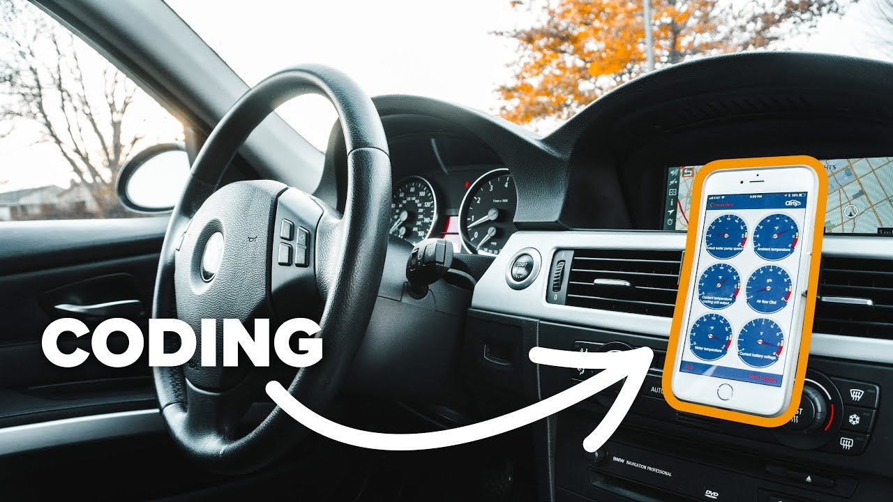 BMW Coding, Diagnostics and Digital Gauges ALL-IN-ONE!