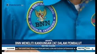 Download Video BNN Selidiki Mabuk Air Rebusan Pembalut MP3 3GP MP4