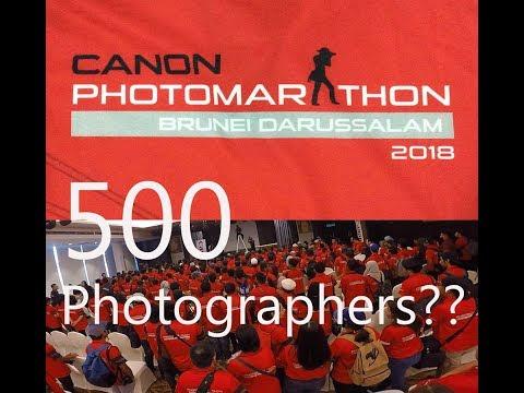 Canon Photomarathon 2018 (BRUNEI) - VLOG