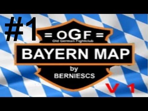 Let's Play OGF Bayern Map -  Landwirtschafts-Simulator 2013 [HD/German] - #1