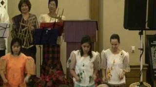 FiLCom Banda Kawayan Hawaii - Pasko sa FilCom - Part I