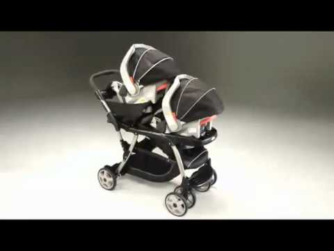 how to clean graco stroller