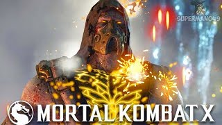 """80% DAMAGE INTO BRUTALITY IN 15 SECONDS WITH METALLIC TREMOR! - Mortal Kombat X: """"Tremor"""" Gameplay"""