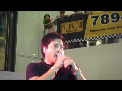 martin nievera with FOREVER  with the tagalog lyrics