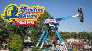 Drayton Manor Vlog July 2019