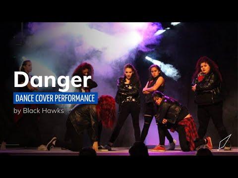 [PERFORMANCE] DANGER BY BTS (방탄소년단) ANIMEX 2016 - BLACK HAWKS (블랙호크스) 1ST PLACE