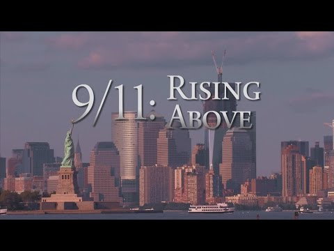 Special Edition: 9/11 Rising Above - Music & The Spoken Word