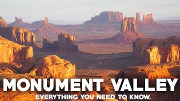 Monument Valley Travel Guide: Everything you need to know.