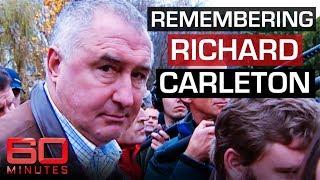 Pioneering journalist Richard Carleton   60 Minutes Australia