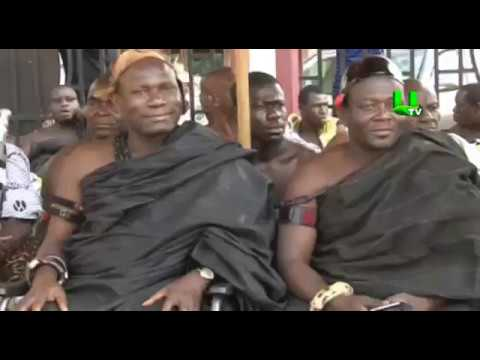 Politicians are to be blamed for tribal differences - Asantehene