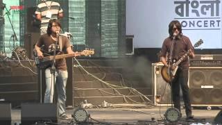 Obocheton by Nemesis at Joy Bangla Concert, 2016