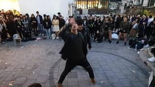 혼성댄스팀 제드(ZHED)/ 저주인형(VODOO DOLL) - 빅스(VIXX) 20191109 홍대버스킹 직…