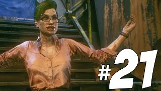 Batman Arkham Knight: Story Mode Playthrough Ep. 21 - LADY JOKER!