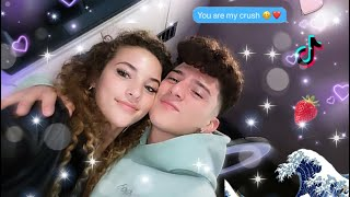 Compilation of Tony Lopez and Sofie Dossi tiktoks and interactions   part 1   *tea+cute moments