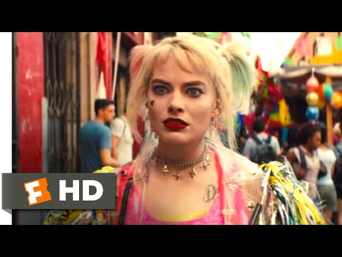 Birds Of Prey (2020) - Harley's Hate List Scene (2/10)   Movieclips