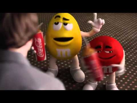 Top 16 Funniest M&M's Commercials Ever From All Around The World (Best Ads)