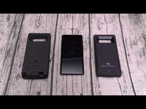 Samsung Galaxy Note 8  Zerolemon 10,000mAh  Battery Case