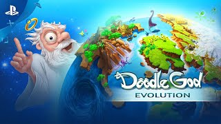 Doodle God: Evolution - Official Trailer | PS4