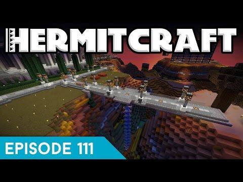 Hermitcraft IV 111 | DISTRICT BRIDGE | A...