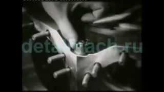 видео Соединения деталей машин