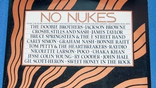 No Nukes ML-801 The Muse Concerts for a non-nuclear future The Doob...