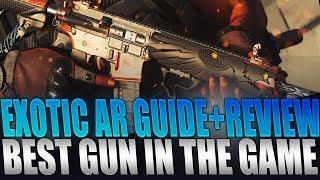 Die Division 2 - Exotische AR, Wie man Guide+Review | Beste Waffe Im Spiel!
