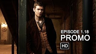 The Originals 1x18 Promo - The Big Uneasy