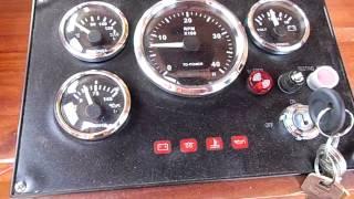 TDME2105. Шум дизеля
